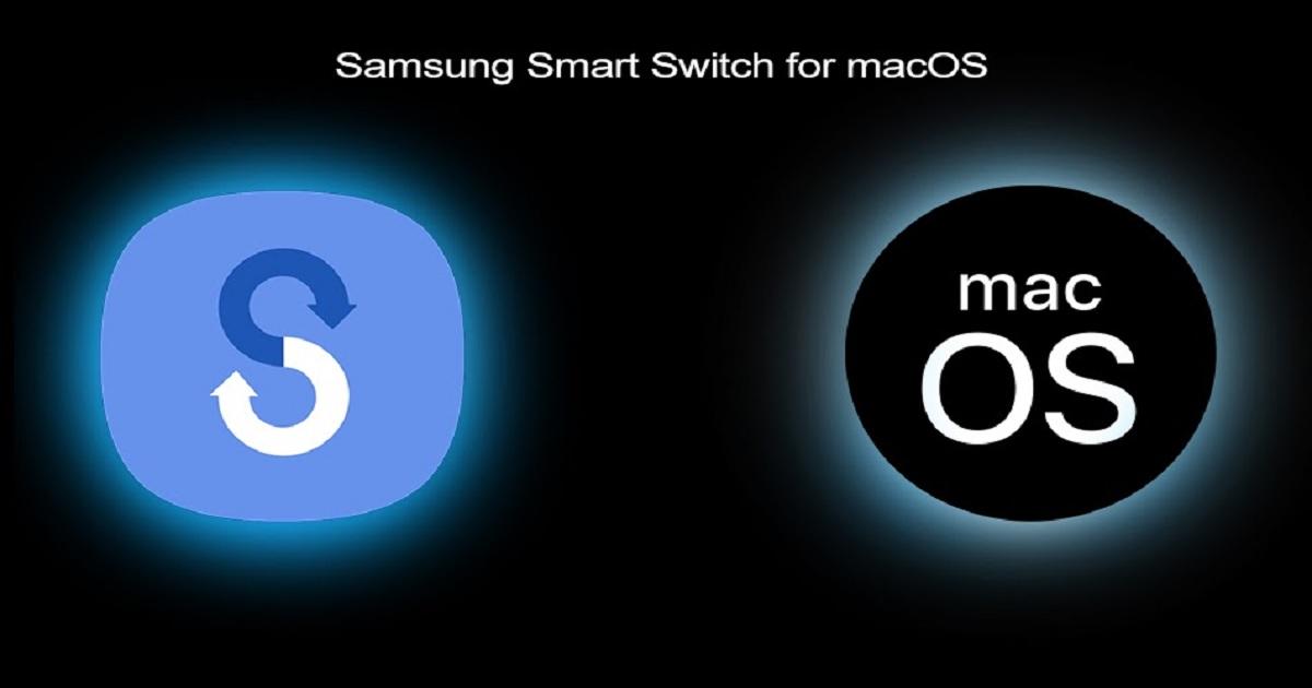 Samsung Smart Switch for mac