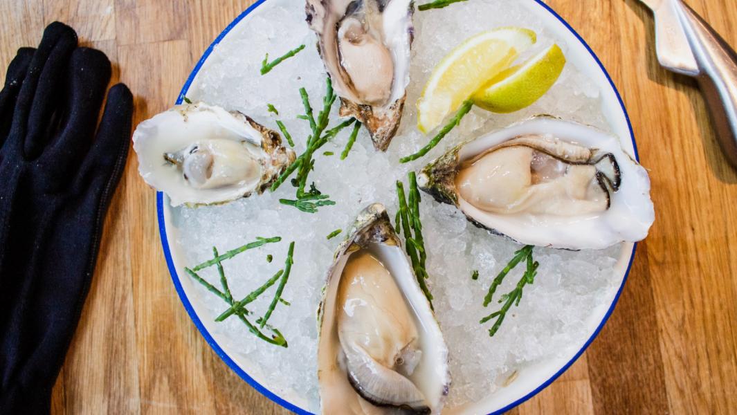 New York Oyster Week – 2021