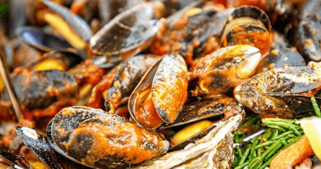 North East Oyster festival is famous because of it's loveable and delicious oysters.